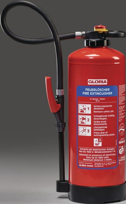 Wasserfeuerlöscher WKL 6 PRO 6l Aufladeg