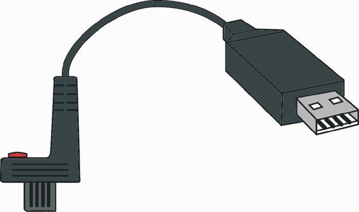 Datenkabel DIGI-MET USB z.Data-Variable