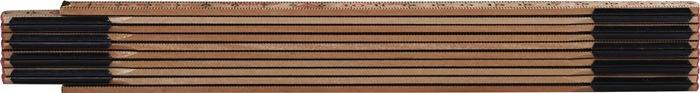 Gliedermaßstab 59-2-10 L.2m B.15mm mm/cm