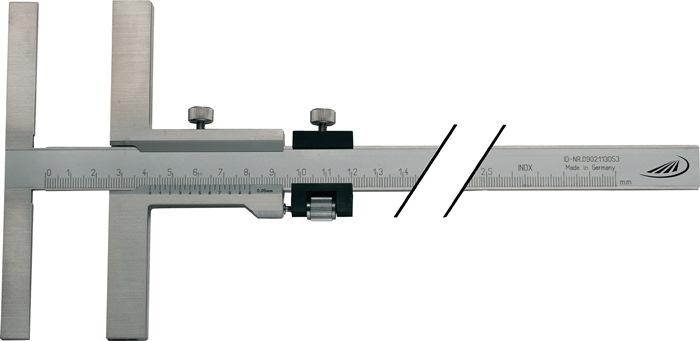 Anreißmessschieber 160mm m. FE