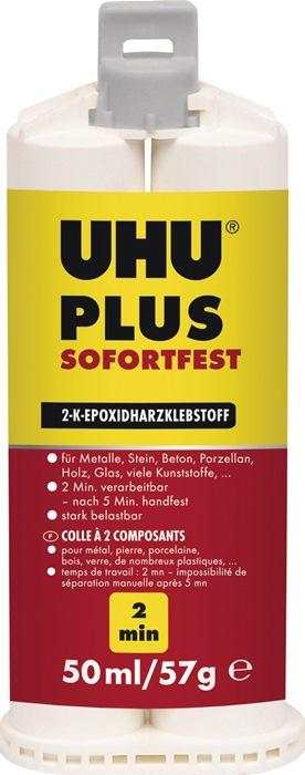2K-Epoxidharzklebstoff PLUS SOFORTFEST
