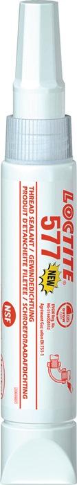 Gewindedichtung 577 mf.hv.gelb 50 ml