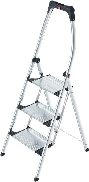 Klapptritt Stufen 3 Plattform-H.730mm