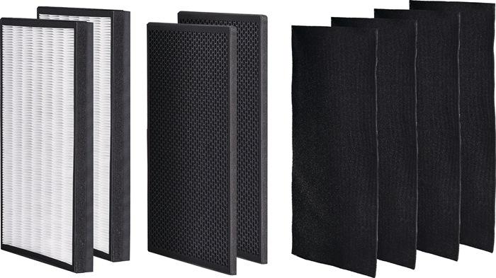 4-Stufen Filtersystem 2er-Set