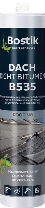 Bitumen-Dachdichtstoff B535 schwarz
