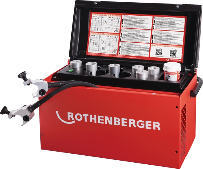 Einfriergerät ROFROST® Turbo R290 3/8-1