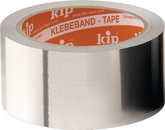 Aluminiumklebeband 345 m.Liner L.25m