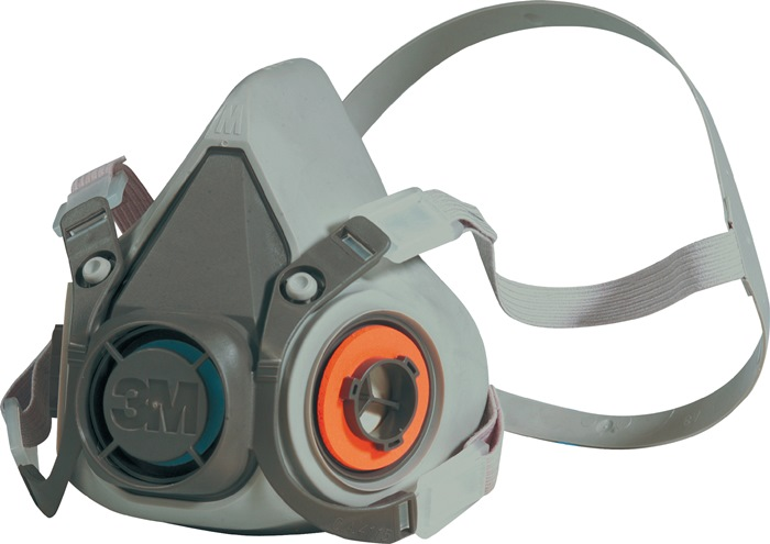 Atemschutzhalbmaske 6200 – Serie 6000 EN