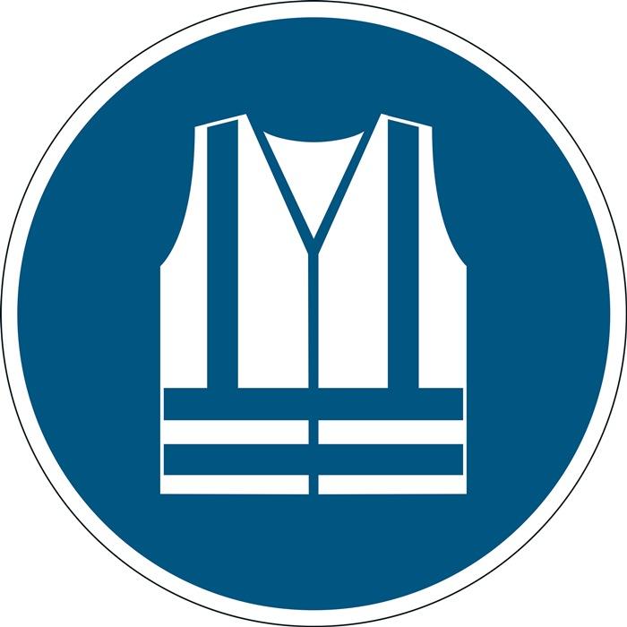 Gebotszeichen ASR A1.3/DIN EN ISO 7010