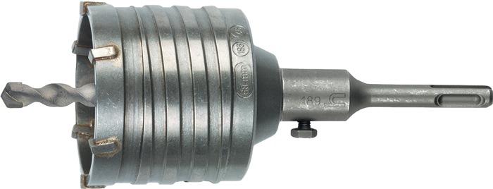 Schlagbohrkrone D.68mm Gesamt-L.120mm