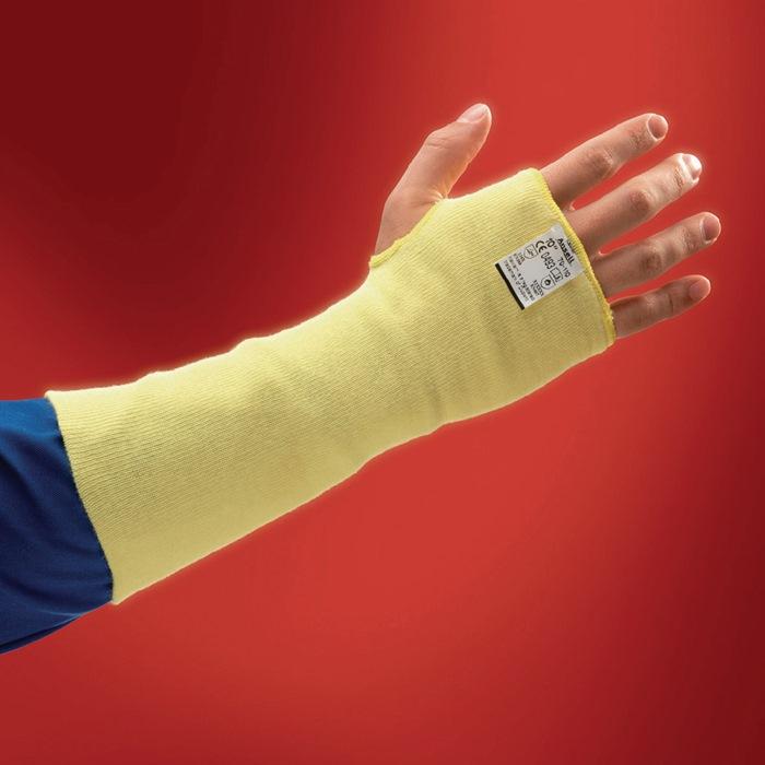 Armschützer HyFlex® 70-110 254mm gelb EN