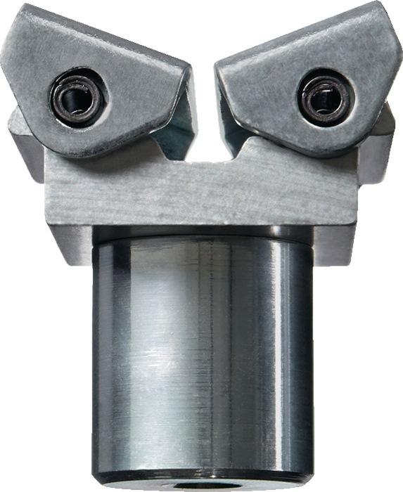 Tischspannaufsatz TW16VAD f.Bohr-D.16mm