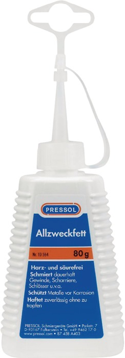 Allzweckfett 80g Spritzflasche PRESSOL