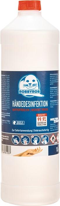 Hände-Desinfektionsmittel Robbyrob 1l