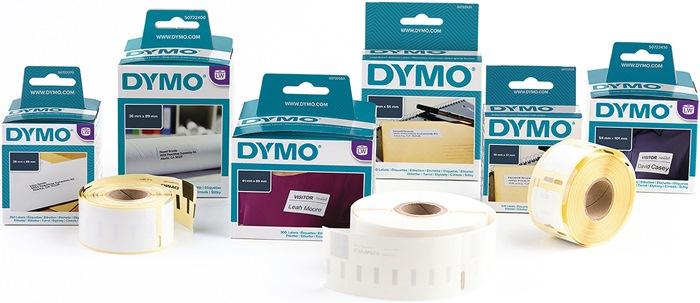 Etikett geeignet f.DYMO LabelWriter weiß
