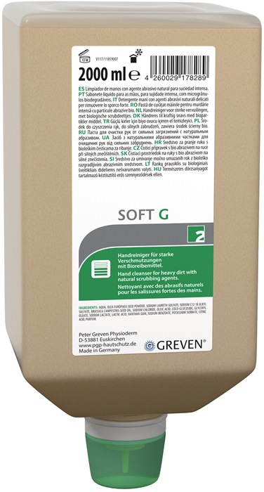 Handreinigung GREVEN SOFT G 2l