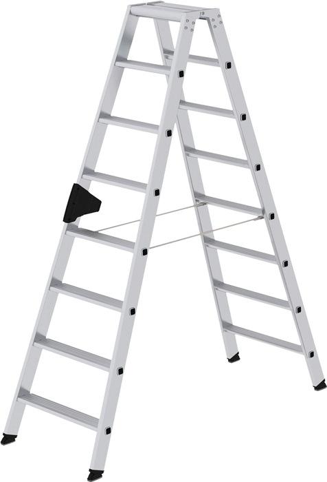 Stufenstehleiter 2x8 Stufen