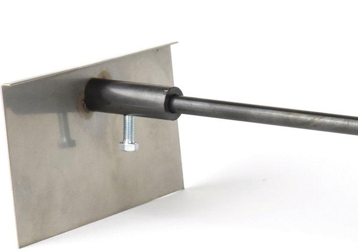 Schieber B.120mm H.70mm z.Spänehaken