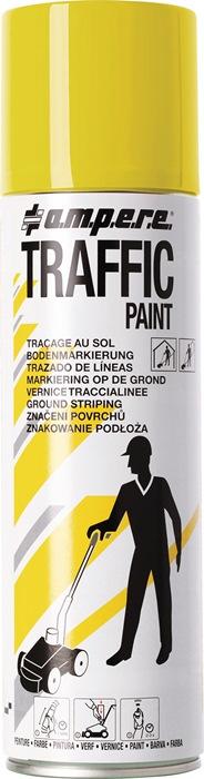 Bodenmarkierspray TRAFFIC PAINT 500ml