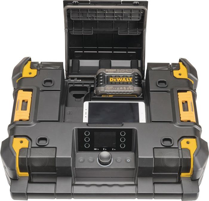 Baustellenradio DWST1-81078 10,8-18 V