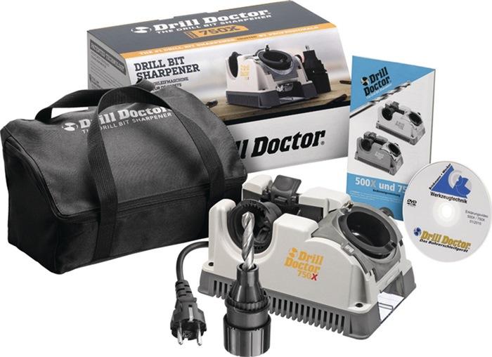 Bohrerschleifgerät Drill-Doctor DD-750X