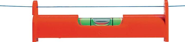 Schnurwasserwaage SWW 7,8cm Ku.rot