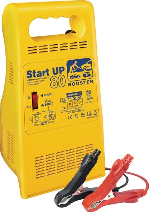Batterieladegerät START UP 80 12 V 9-17