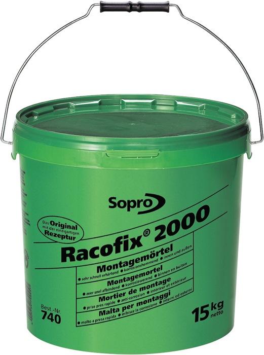 Montagemörtel Racofix® 2000 1:3