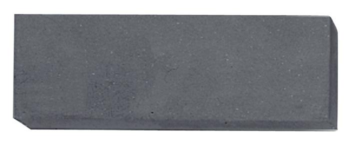 Bankstein L150xB50xH25mm SCg mittel grau