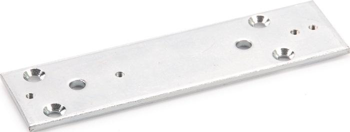 Dübelplatte f.Handhebel Oberfläche