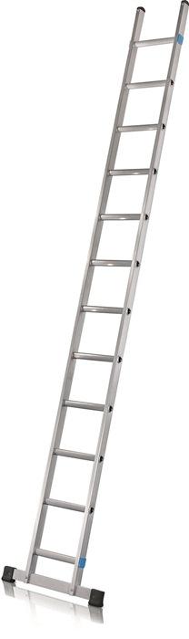 Anlegeleiter Alu.10 Sprossen Leiterlänge