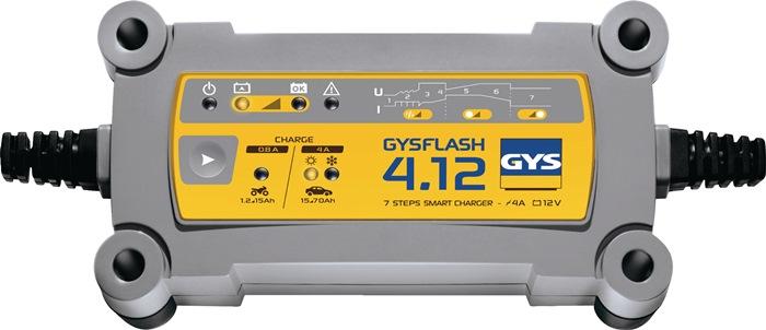 Batterieladegerät GYSFLASH 4.12 12 V