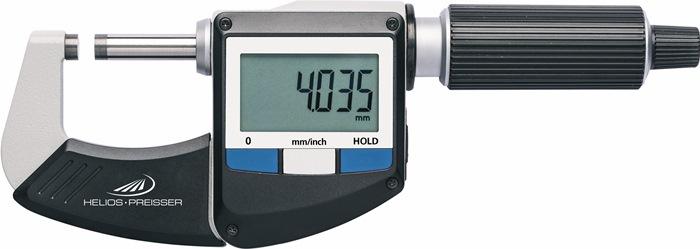 Bügelmessschraube IP40 0-25mm