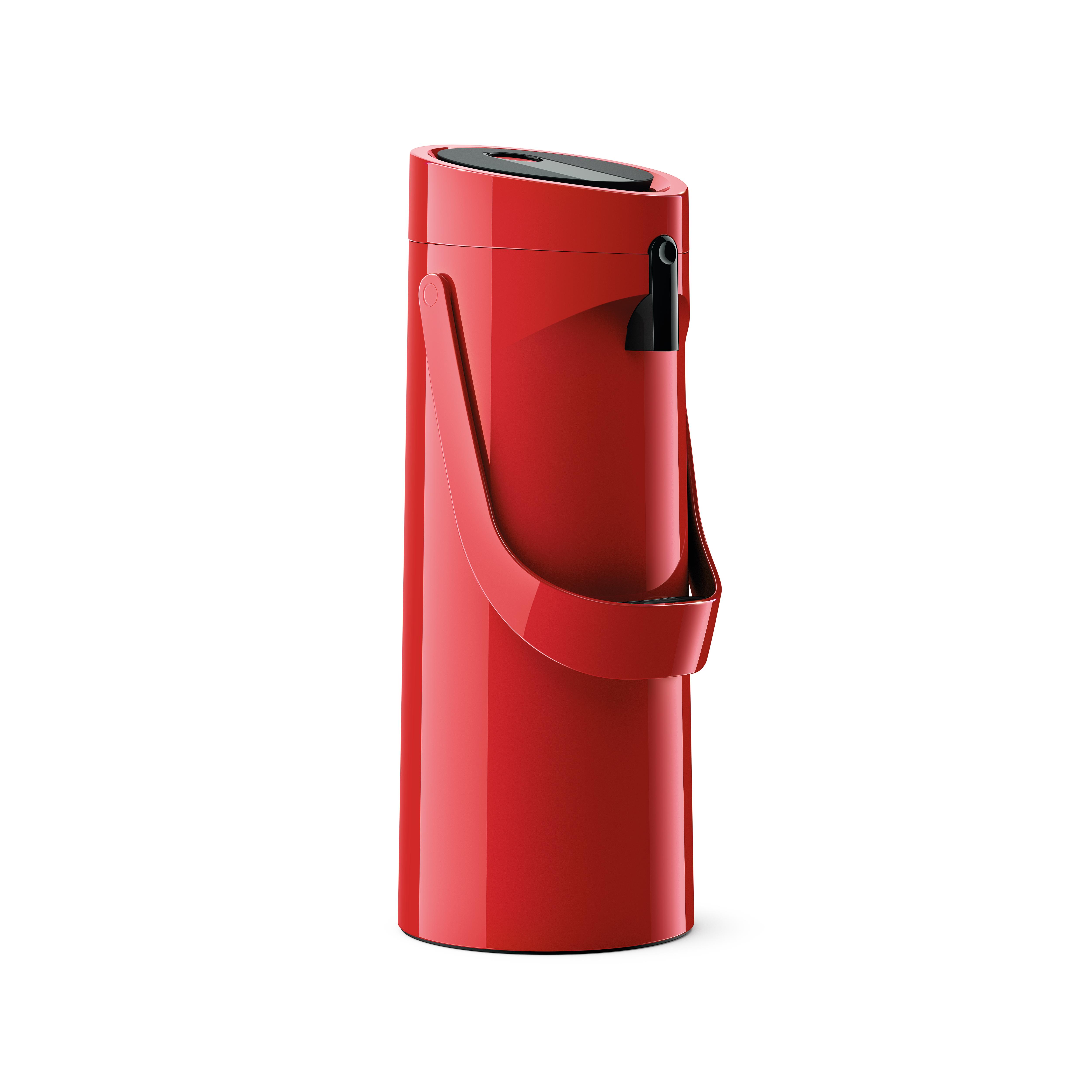 515708 EMSA PONZA Pump-Isolierkanne 1,9 L Rot