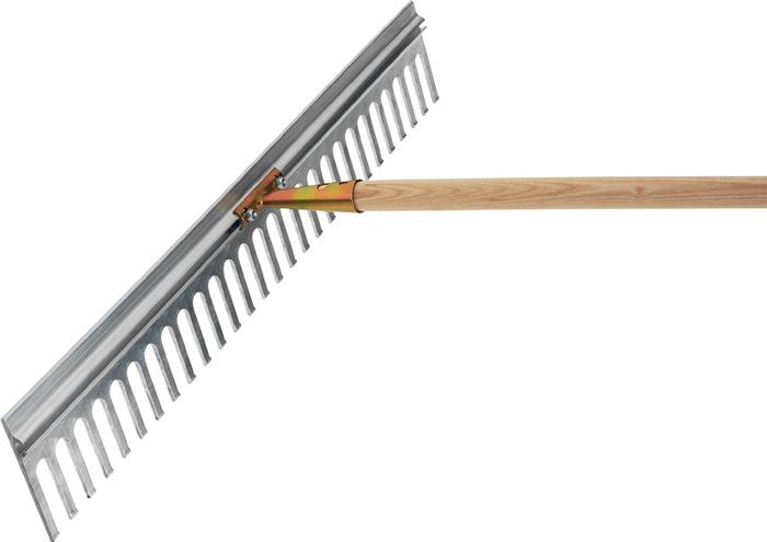 Alu-Rechen Arbeits-B.750mm