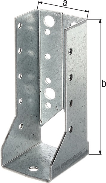 Balkenschuh Typ B 100/140 2mm