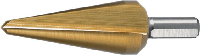 Blechschälbohrer Bohrber.4-20mm HSS TiN