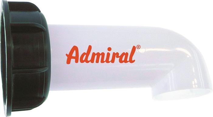 Auslauftülle 1359a IBC S60x6 IG ADMIRAL