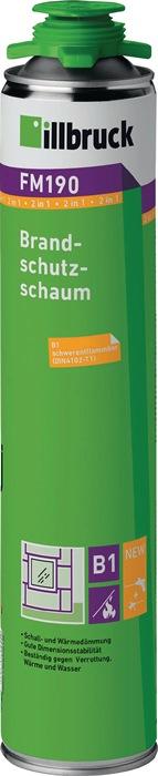 1K-Brandschutzschaum FM190 750 ml B1