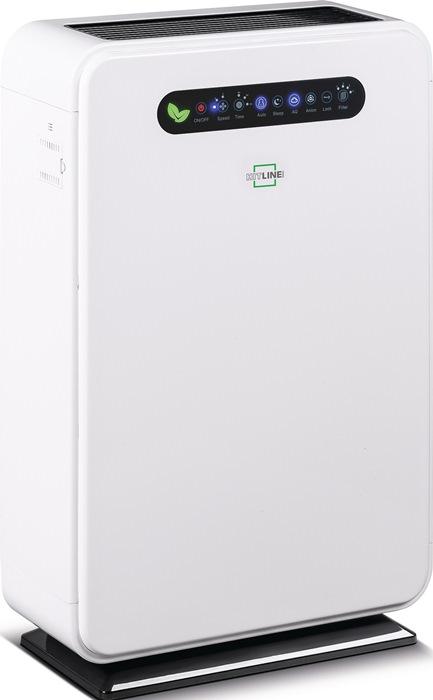 Luftreiniger LRM 350 Luftvolumenstrom