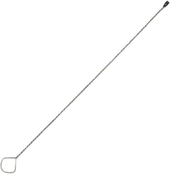 Drahtstiel L.1000mm verz.biegsam OSBORN