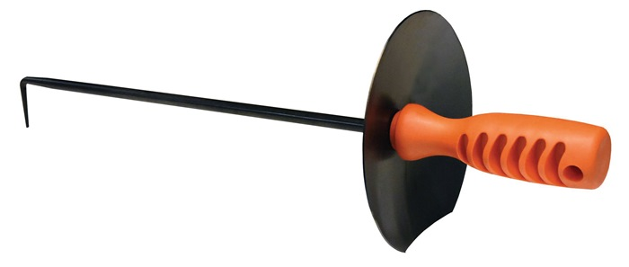 Spänehaken L.500mm Ku.-Griff