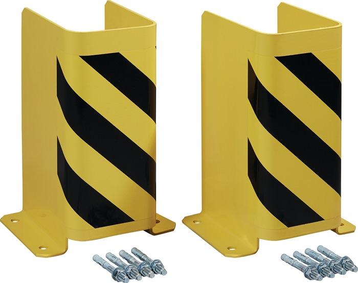 Schutzecke H400xL160/200mm U-Form