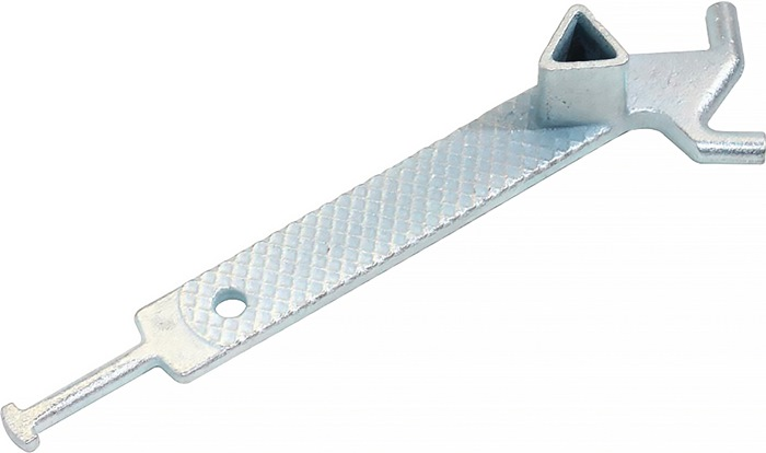 Dreikantschlüssel DIN 3222
