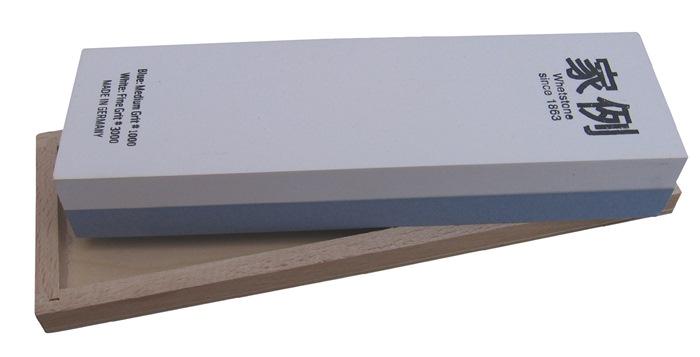 Abziehstein L200xB60xH30mm 1000/3000 im