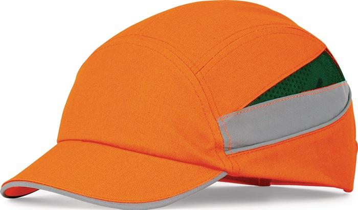 Antoßkappe 54-59cm orange EN 812 HONEYWE