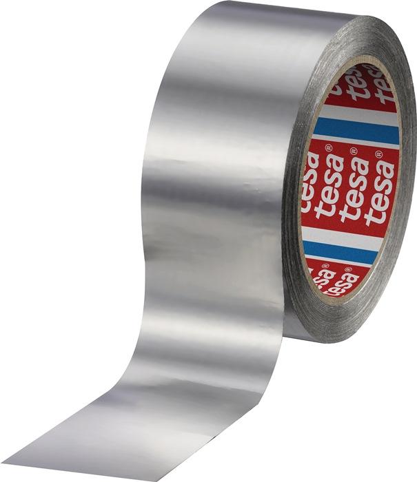Aluminiumklebeband 60650 o.Liner L.50m
