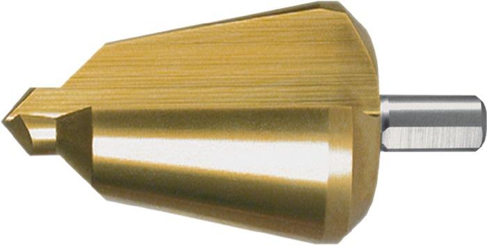 Blechschälbohrer Bohrber.36-50mm HSS TiN