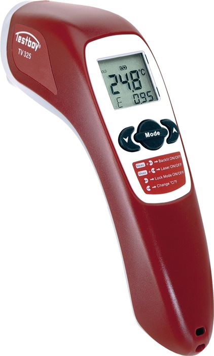 Infrarotthermometer TV 325 -60