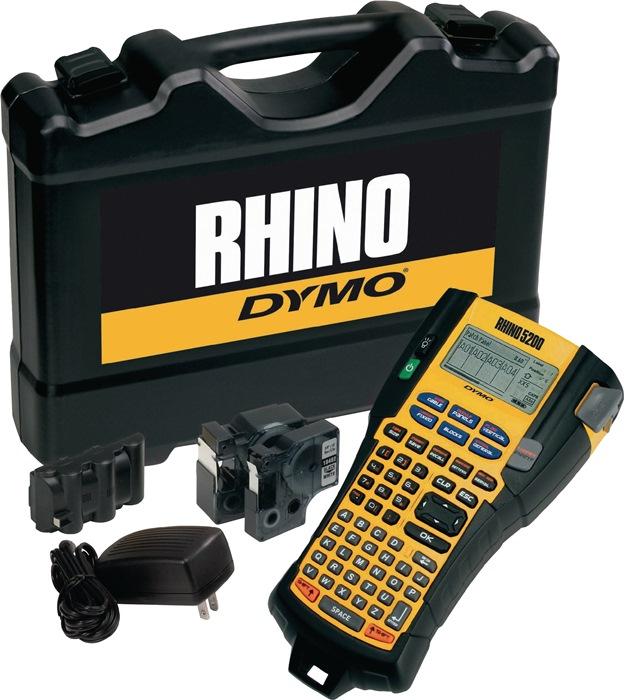 Beschriftungsgerät Rhino 5200